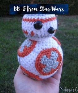 BB-8 Start Wars Character