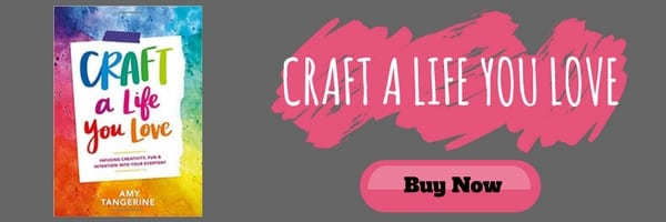 Purchase Craft a Life you Love by Amy Tangerine