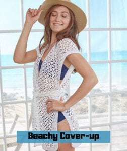 Beachy Cover-up