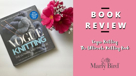 Book Review-Vogue Knitting-The Ultimate Knitting Book