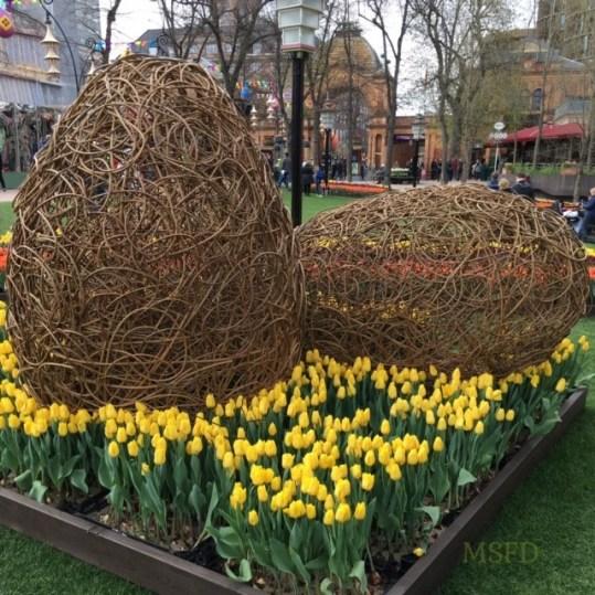 Willow Eggs