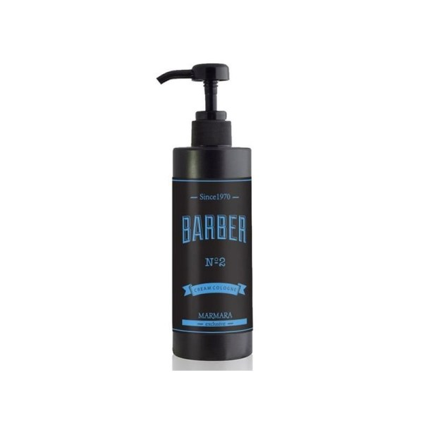 Marmara Barber No.2 Aftershave Balm Cream Cologne 400ml