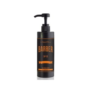 Marmara Barber No.3 Aftershave Balm Cream Cologne 400ml