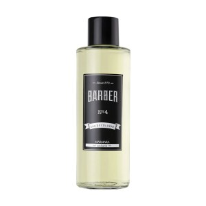 Marmara Exclusive Barber No.4 After Shave Lotion Eau De Cologne 500ml (Pro Size)