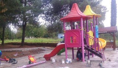 Suadiye'nin yeni parkı çok beğenildi