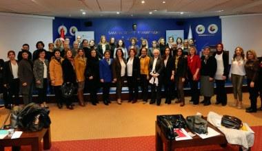 """Sakarya """"TEB Kadın Akademisi"""" Programı ev sahipliği yaptı"""