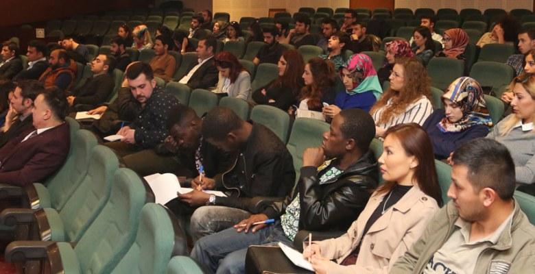 SATSO'da Dış Ticaret Bilgilendirme semineri düzenlendi