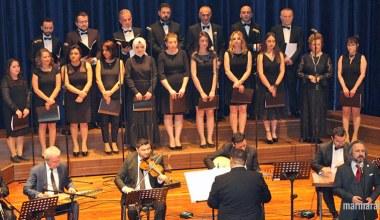 Sakarya Barosu Türk Sanat Müziği Topluluğu'ndan muhteşem konser