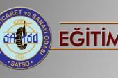 SATSO Lojistik Yönetimi Eğitimi