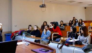 SAÜ'de Çeviribilim Tanışma Toplantısı Yapıldı