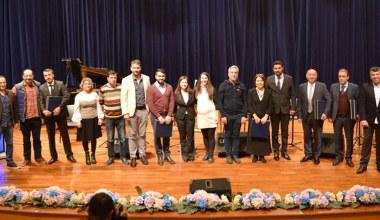 SAÜ'de 'Herkes İçin Sanat Akademisi' etkinliği düzenlendi