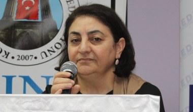 KEDFE'de Kadın Kolları Başkanlığına Ayla İlgün atandı