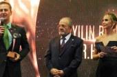 Prof. Dr. Haluk Görgün 'Yılın Rektörü' ödülünü aldı