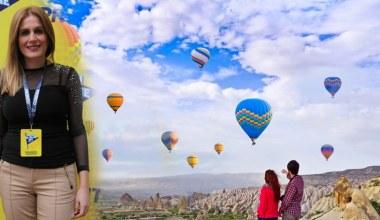 Sevgililer Günü'nde özel Kapadokya turu…