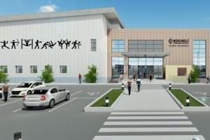 Gebze Sporcu ve Eğitim Merkezi