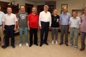 Karaosmanoğlu 'Bizim işimiz Kocaeli'ye eser kazandırmaktır'