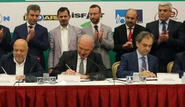 12 bin 850 işçiyi kapsayan toplu iş sözleşmesi imzalandı