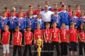 'Sporcularımız ile gurur duyuyoruz'