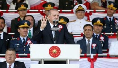 'Büyük ve güçlü Türkiye'nin önünde duramayacaklar'