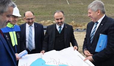 'Bursa, çevrede Türkiye'ye örnek'