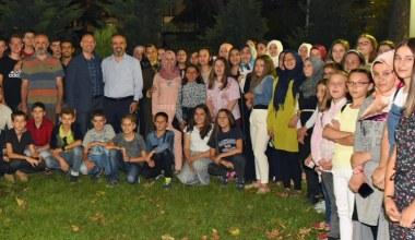 Soydaş gençler Bursa'da