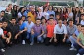 Hedef Gelecek Öğrencileri İstanbul'u Denizden Keşfetti