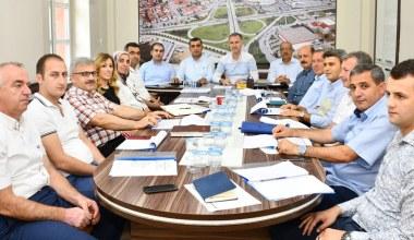 İnegöl Belediyesi 2019'a Hazırlanıyor