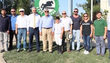'Kocaeli'de Atlı spor şahlanacak'