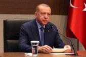 Başkan Erdoğan, ABD Başkanı Donald Trump ile telefonda görüştü