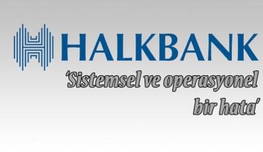 Halkbank'tan açıklama geldi