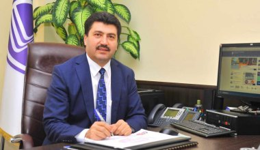 SUBÜ Rektörü Prof. Dr. Mehmet Sarıbıyık oldu
