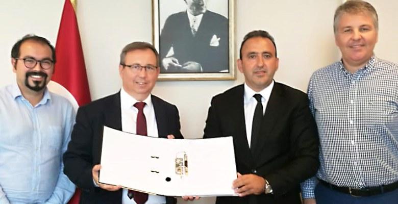 Trakya Üniversitesi'nin iki dev projesine destek geldi