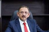 'Ankara'nın değerlerini öne çıkaracak projeleri önümüzdeki günlerde açıklayacağım'