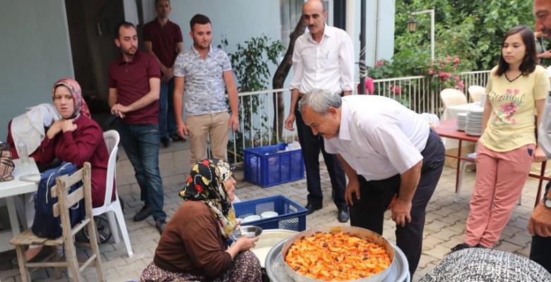Gönül Belediyeciliği Burhaniye'de Hayata Geçti