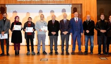 Fotoğraf Yarışması ödülleri verildi