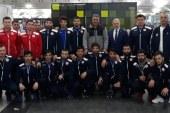 İstanbul BBSK Dünya Güreş Kupası'nda mücadele edecek
