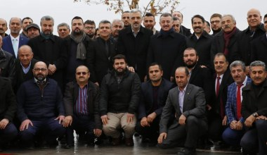 'Gücümüzü Anadolu ruhundan alıyoruz'