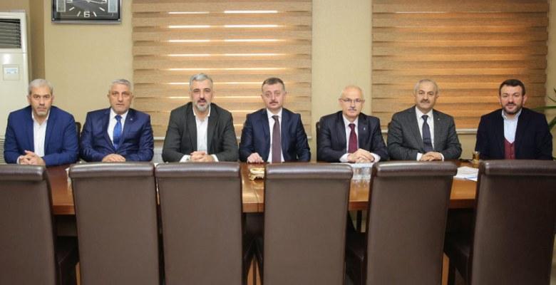 AK Parti Gebze'de mülakatlar tamamlandı