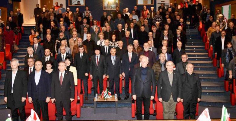 Sakarya Kafkas Kültür Derneği Olağan Genel Kurulu yapıldı