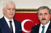 Mehmet İspiroğlu Resmen BBP Adayı