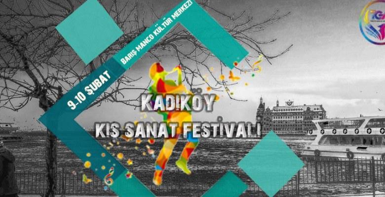 Kadıköy Kış Sanat Festival 2019 başlıyor