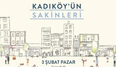'Kadıköy'ün Sakinleri' kitabı okuyucu ile buluşuyor