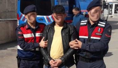 PKK terör örgütü propagandası yapan şüpheli tutuklandı