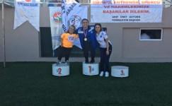 Şahin çifti, olimpiyatları hedefliyor