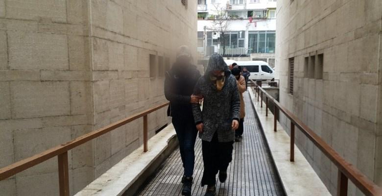İnterpol'ün kırmızı bültenle aradığı DEAŞ şüphelisi 3 kadın tahliye oldu