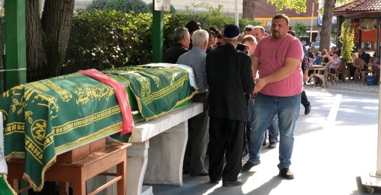 Kan donduran olayda hayatını kaybedenler son yolculuğuna uğurlandı
