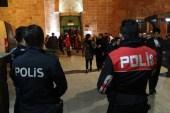 Bursa polisinden iftar sonrası