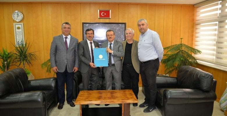 BUÜ ile ISUBÜ arasında bilimsel işbirliği protokolü