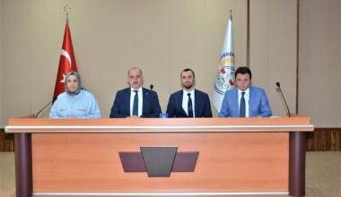 Erenler Belediyesi meclisi toplandı