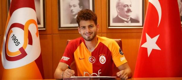 Galatasaray, Gökay Güney ile 5 yıllık sözleşme imzaladı